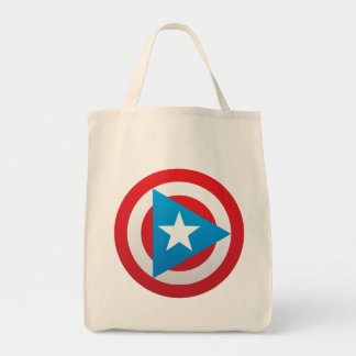 Bourse Captain Boricua Tote Bag