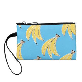 Bourse Embrayage d'impression de banane