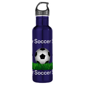 Bouteille D'eau Ballon de football