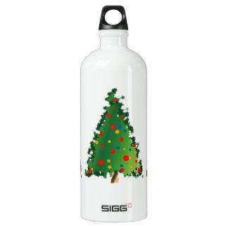 Bouteille d'eau de la décoration SIGG d'arbre de