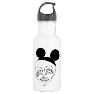 Bouteille d'eau de logo