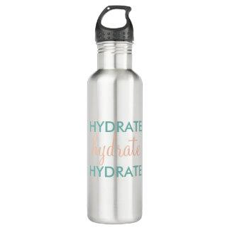 Bouteille d'eau d'hydrate