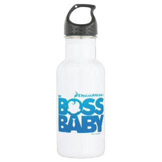 Bouteille D'eau En Acier Inoxydable Le logo de bébé de patron
