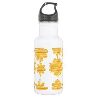 Bouteille D'eau En Acier Inoxydable motif de fleur mignon unique de modèle de mignonne