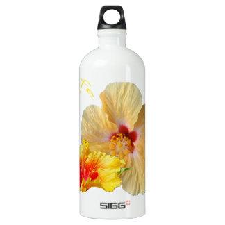 Bouteille D'eau En Aluminium KETMIE de ☼, fleur de ☼ de passion