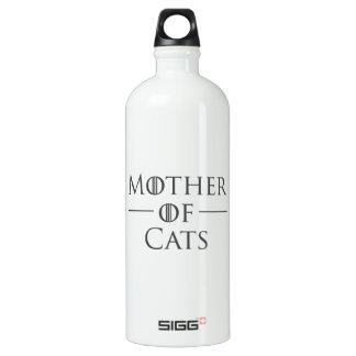 Bouteille D'eau En Aluminium Mère des chats