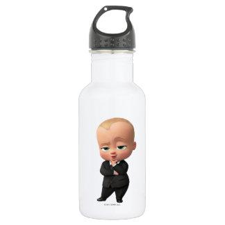 Bouteille D'eau Le bébé de patron | je suis le patron !