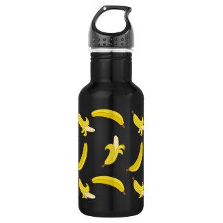 Bouteille D'eau Motif illustré par bananes allé drôle