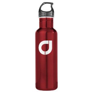 Bouteille d'eau officielle de CJ (710 ml) - rouge
