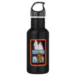 Bouteille D'eau Recherche de fantôme de Scooby-Doo | hirsute et
