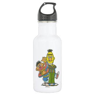 Bouteille D'eau Style de classique de Bert et d'Ernie