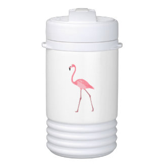 Bouteille Isotherme Beau flamant rose