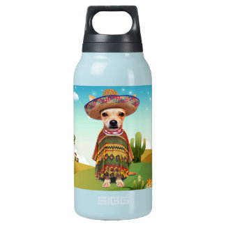 Bouteilles Isotherme Chien mexicain, chiwawa