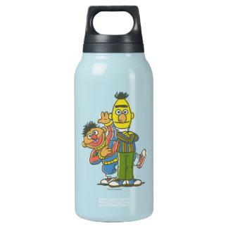 Bouteilles Isotherme Style de classique de Bert et d'Ernie