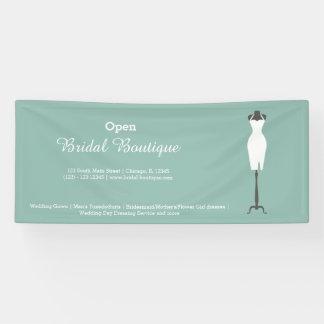 Boutique nuptiale - choisissez votre couleur banderoles