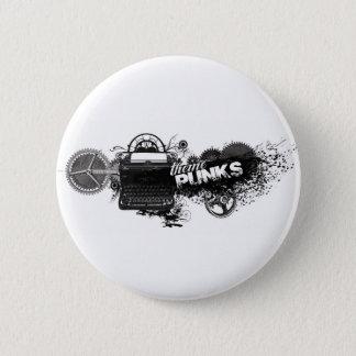 Bouton d'auteurs de vitesse badge rond 5 cm