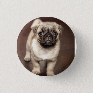 bouton de carlin badge rond 2,50 cm