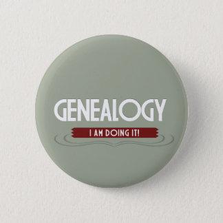 Bouton de généalogie badge rond 5 cm