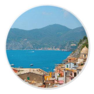 Bouton De Porte En Céramique Cinque Terre en Riviera italienne