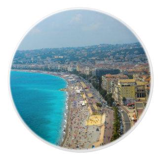 Bouton De Porte En Céramique La France agréable située dans la Côte d'Azur