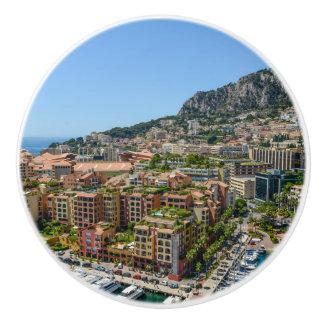 Bouton De Porte En Céramique Monte Carlo Monaco