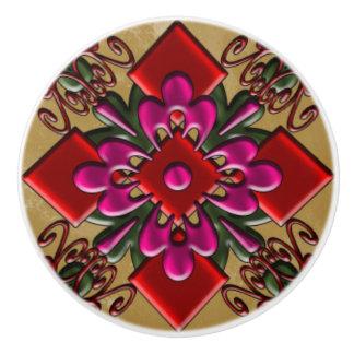 Bouton De Porte En Céramique Rêve de Djinn