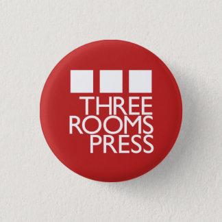 bouton du logo 3RP Badge Rond 2,50 Cm