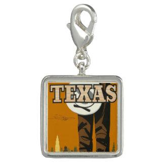 Bracelet à la mode le Texas de charme de photo