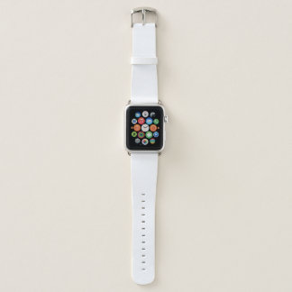 Bracelet Apple Watch Apple observent la bande en cuir, 42mm