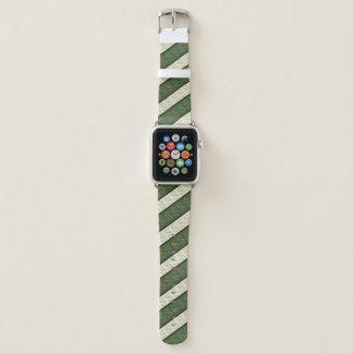 Bracelet Apple Watch Argent