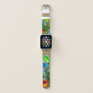 Bracelet Apple Watch Bande de montre d'Apple de marbres