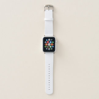 Bracelet Apple Watch Bande de montre en cuir d'Apple, 38mm