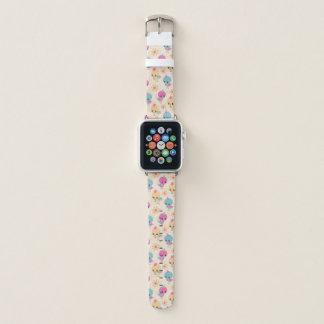 Bracelet Apple Watch Bande de montre mignonne d'Apple de poussins