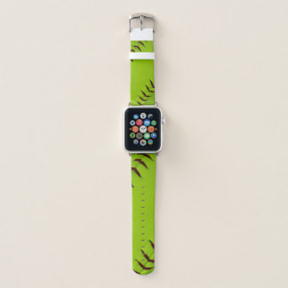 Bracelet Apple Watch Bande de poignet de montre de pomme du base-ball