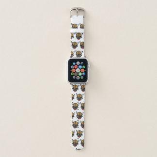 Bracelet Apple Watch Carlin de Viking