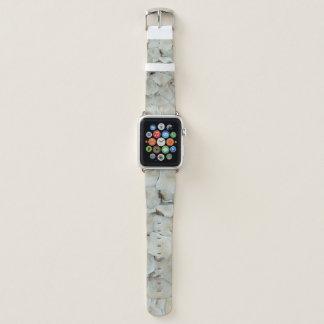 Bracelet Apple Watch Champignons de brume de jungle