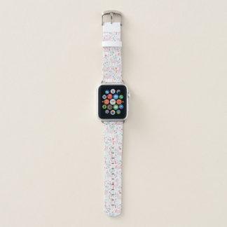 Bracelet Apple Watch Champs de licorne