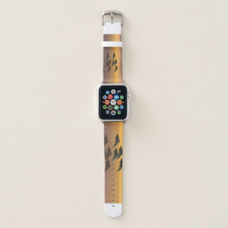 Bracelet Apple Watch Dauphins