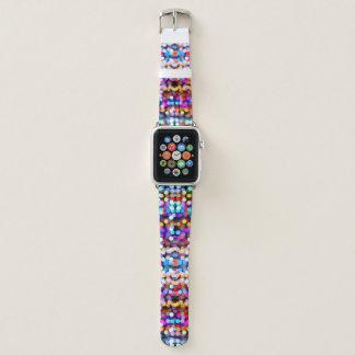 Bracelet Apple Watch Le pois puissant 42mm Apple observe