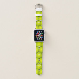 Bracelet Apple Watch Les balles de tennis soustraient la bande de