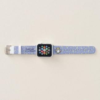 Bracelet Apple Watch Magicien avec la boule