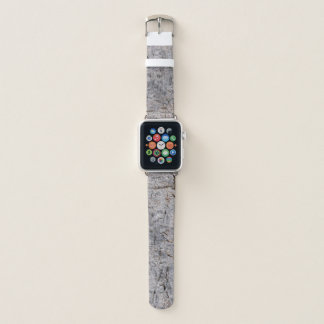 Bracelet Apple Watch Photo d'écorce d'arbre de nature