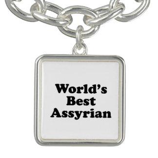 Bracelet Avec Breloques Du monde l'Assyrien mieux