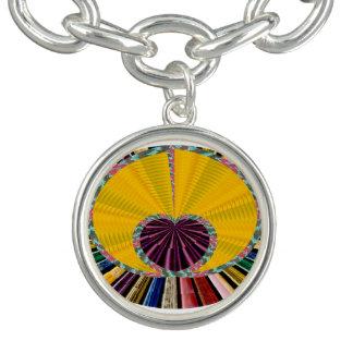 Bracelet conçu par l'artiste Canada Etats-Unis de