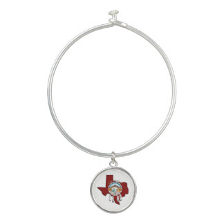 Bracelet de bracelet avec le charme tribal du