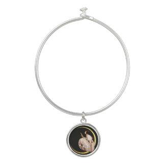 Bracelet de bracelet de femme et de lune