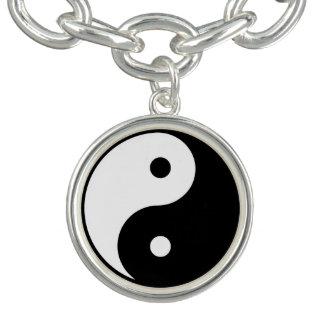 Bracelet de charme de Yin Yang