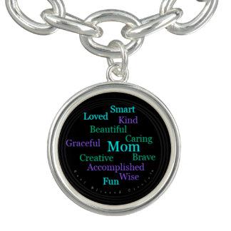 Bracelet de maman par le cercle de Blissed d'âme