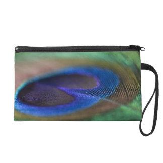 Bracelet de sac d'embrayage de satin d'oeil de