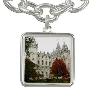 Bracelet de temple de Salt Lake City LDS